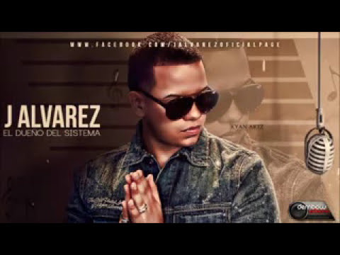 J Alvarez - Se Acabo el Amor (Original) Video Letra Imperio
