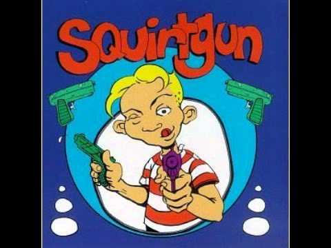 Squirtgun - Mr Orange