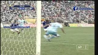 Gol de Junior Ross ~ Real Garcilaso 0-1 Sporting Cristal - Play OFF [HD]