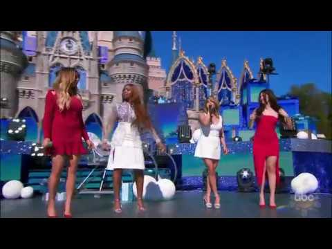 Fifth Harmony  - Sleigh Ride (From Disney Magical Christmas Celebration)