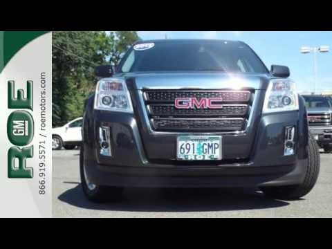 2013 GMC Terrain Medford Grants Pass, OR #39045