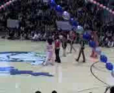 BURBANK HIGH SCHOOL PEP RALLY BATTLE OF THE SEXS