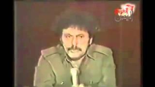 فيديو نادر للمخلوع يترجى أبناء الجنوب وقف اطلاق النار بعد هزيمتة