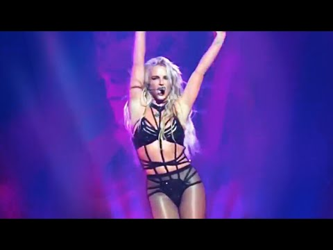 Britney Spears - Piece Of Me Show (07/08/16)