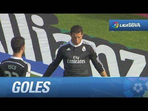 Todos los goles de Granada CF (0-4) Real Madrid - HD