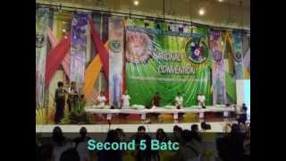PALMT Shiatsu Massage Showdown 2013