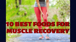 10 best foods for muscle recovery   Keto die
