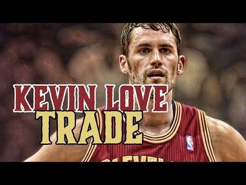 LeBron Feels the Love, Kevin Love Traded to Cavs