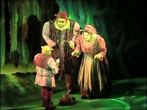 Shrek The Musical - Big Bright Beautiful World
