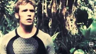 Finnick and Annie; Gravity