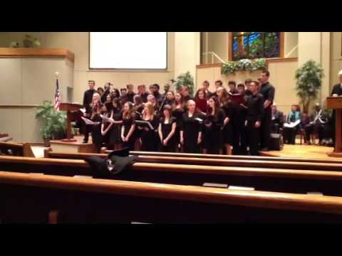 Midland Adventist Academy Choir - 11/02/2013