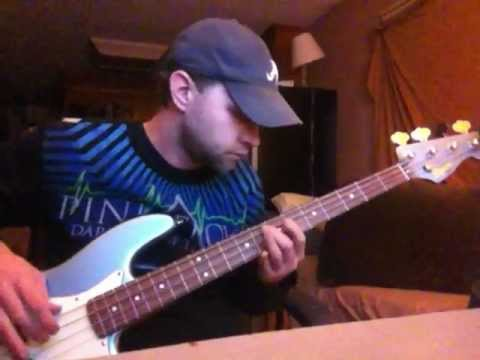 Bass Cover of Taylor Swift Sparks fly