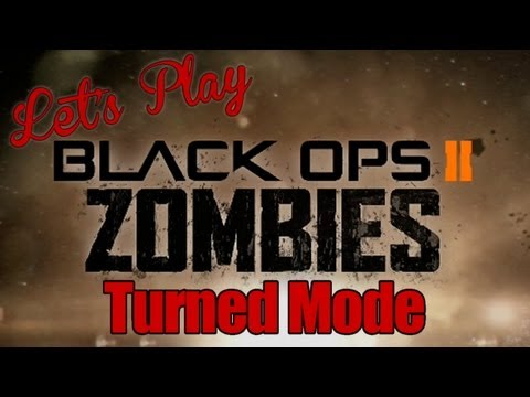 Let's Play - Call Of Duty: Black Ops 2 - Turned Mode