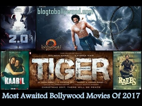 Watch Top Most Awaited Bollywood Movies Of 2017