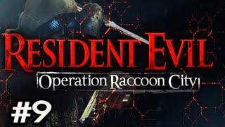 Resident Evil Operation Raccoon City Walkthrough w/SSoH & Sp00n Co-Op Ep.9 - RPD Station