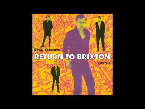 the clash - return to brixton