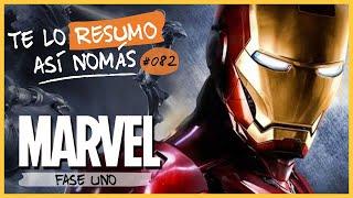 Marvel Fase 1 | Te Lo Resumo Así Nomás#82