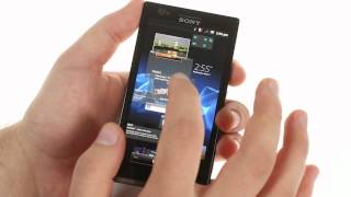 Sony Xperia P hands-on video