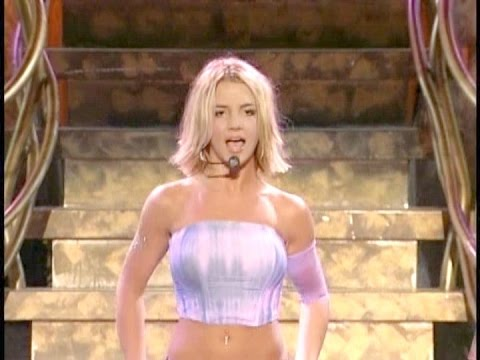Britney Spears - ...Baby One More Time (Live and More! 2000)