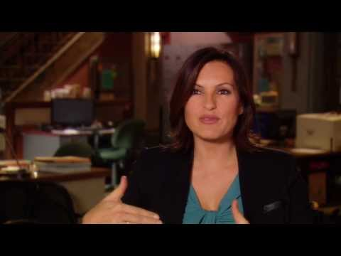 Law & Order: SVU: Mariska Hargitay Season 15 Episode 12 On Set Interview