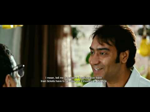 Atithi Tum Kab Jaoge - Official Full Movie Trailer - Ajay Devgan...