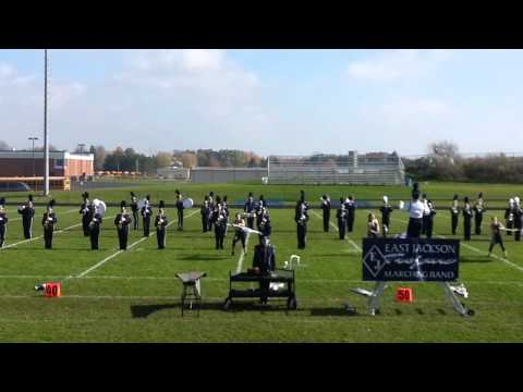 East Jackson High School Band @ Springport: Nightmare Before Christmas