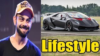 Virat Kohli Lifestyle, School, Girlfriend, House, Cars, Net Worth, Family, Biography 2018
