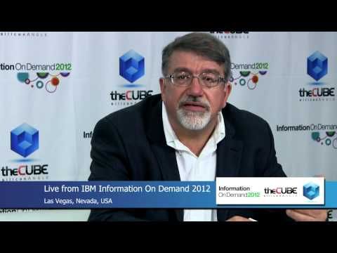 Naugi Halim - IBM Information In Demand 2012 - theCUBE