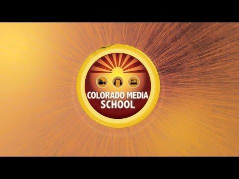 Commercial Project for Colorado Media School