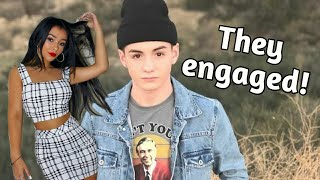 Mikey Tua gives Danielle Cohn a promise ring// My thoughts on it