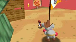 Super Mario Super Show 64
