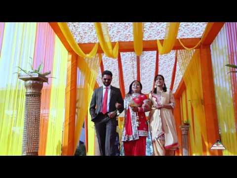 Best Punjabi Wedding Highlight+Interview Shoot+Post Wedding Shoot | RAMAN & JEVEN