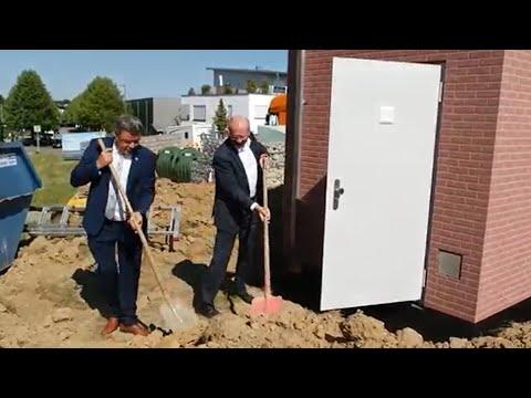 Deutsche Glasfaser PoP Aufstellung in Pöring bei Zorneding 20170719