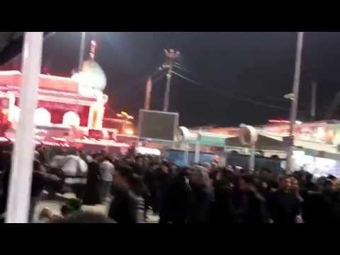 LIVE 9th Muhrram 2016 -1438 Hijri | Tila Zainabia | Karbala | Iraq