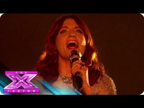 Florence + The Machine - Spectrum - X Factor USA 2011