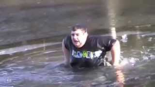 Ice Dive Fail Compilation