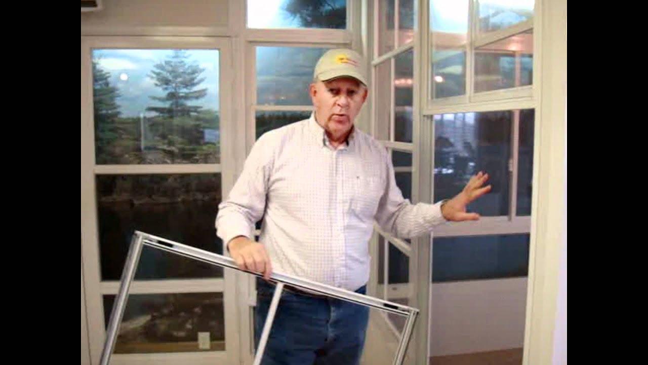 Eze Breeze Windows 3 Season Sunroom Enclose Your Porch