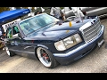 Mercedes-Benz S-Class W126 Custom Car