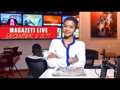 MAGAZETI LIVE: JPM 2018 itapendeza, Polisi wagonga mwamba kumhoji Lissu