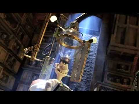 Wallace & Gromit - The Curse Of The Were-rabbit Trailer video
