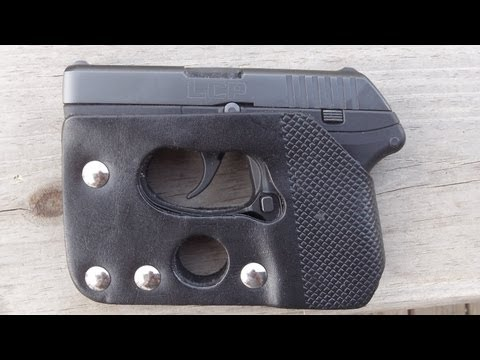 Ruger 380 Lcp Wallet Holsters ▶ Ruger Lcp 380 Grip-it