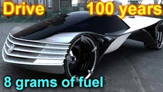 Thorium Powered Car, Drive 100 yrs on 8 grams of fuel!