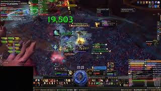World of Warcraft - The Eternal Palace - Main Raid with CTSamurai - Evening Stream - 18.07.2019