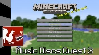Minecraft - Music Discs Quest 3