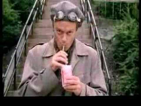 Trond Kirkvaag milkshake