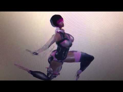 Ebony City Stripper Of Secondlife Video - Get Your Girl video