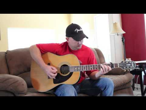 Down in Flames - Stoney Larue / Brandon Jenkins cover by Travis McQueen