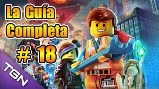 LEGO Movie The Videogame - La Guía Completa en Español - Parte 18 - HD 720p