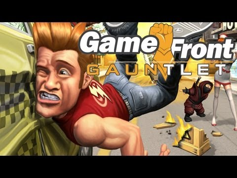 Game Front Gauntlet - Pain