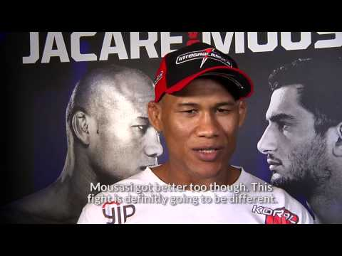 Fight Night Foxwoods Media Day Highlights